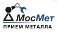 Логотип компании Мосмет
